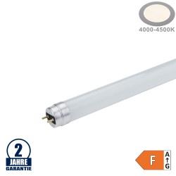 22W LED G13/T8 Glas Röhre 150cm Neutralweiß CL