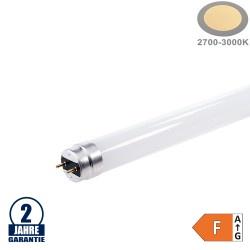9W LED G13/T8 Glas Röhre 60cm Warmweiß CL