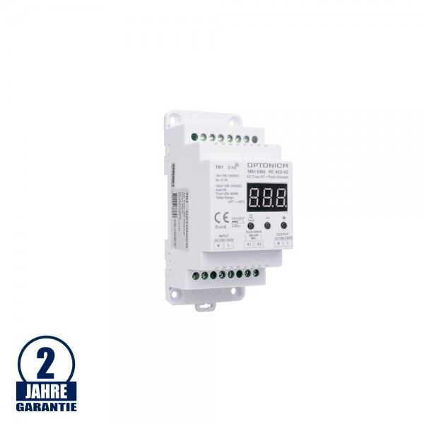 LED S1-B Triac RF Controller 100-240VAC 2A 1Kanal für Tragschienen