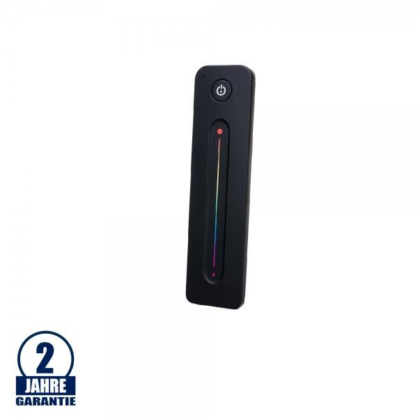 LED R13 RGB 1 Zonen Fernbedienung Schwarz