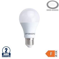 11W LED E27 A60 Birne Kunststoff Kaltweiß HL