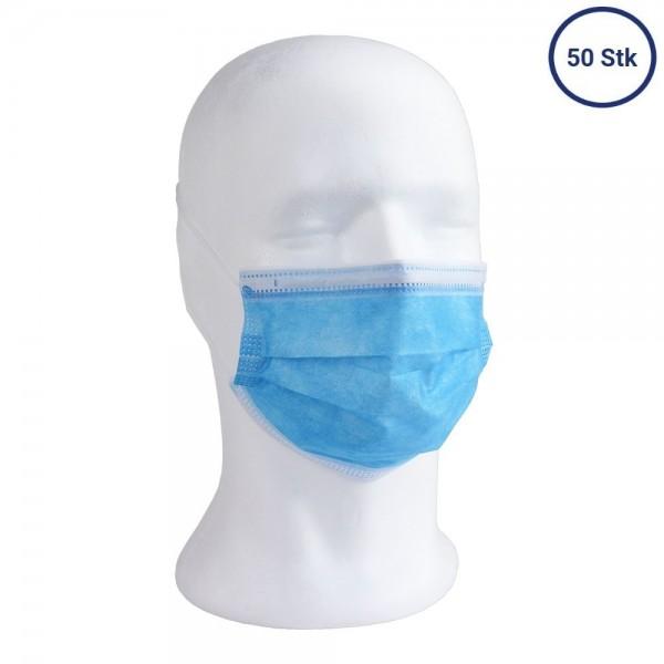 Nasen und Mundschutz 50er Packung