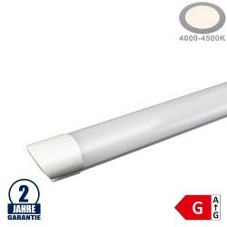 36W LED Balken 125cm IP65 Neutralweiß