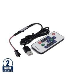 Digital LED Controller mit Fernbedienung 5V