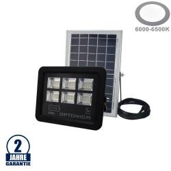 900lm LED Solar-Fluter 3.2V/11Ah Kaltweiß