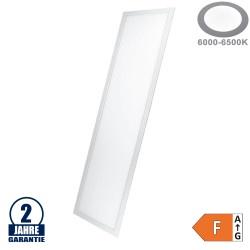 45W 120x30cm LED Panel Kaltweiß Einzelpackung