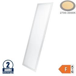 45W 120x30cm LED Panel Warmweiß Einzelpackung