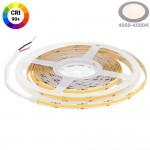 320SMD/m 10W/m 24V COB LED Streifen CRI90+ Neutralweiß 5m