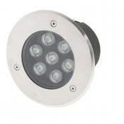 LED Boden- u. Gehwegleuchten