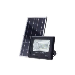 Fluter mit Solar-Panel