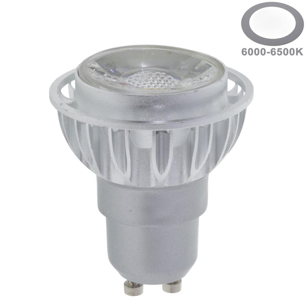 7W LED COB GU10 Spot Kaltweiß